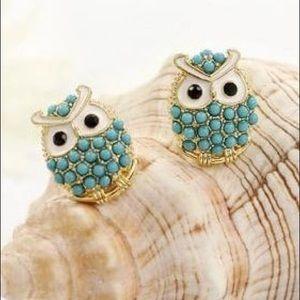 Jewelry - Owl Earrings ✨
